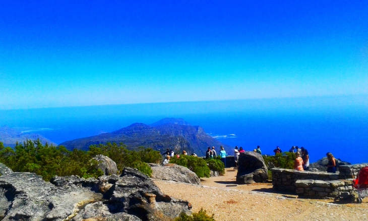 New 7 wonders of Nature Table Mountain
