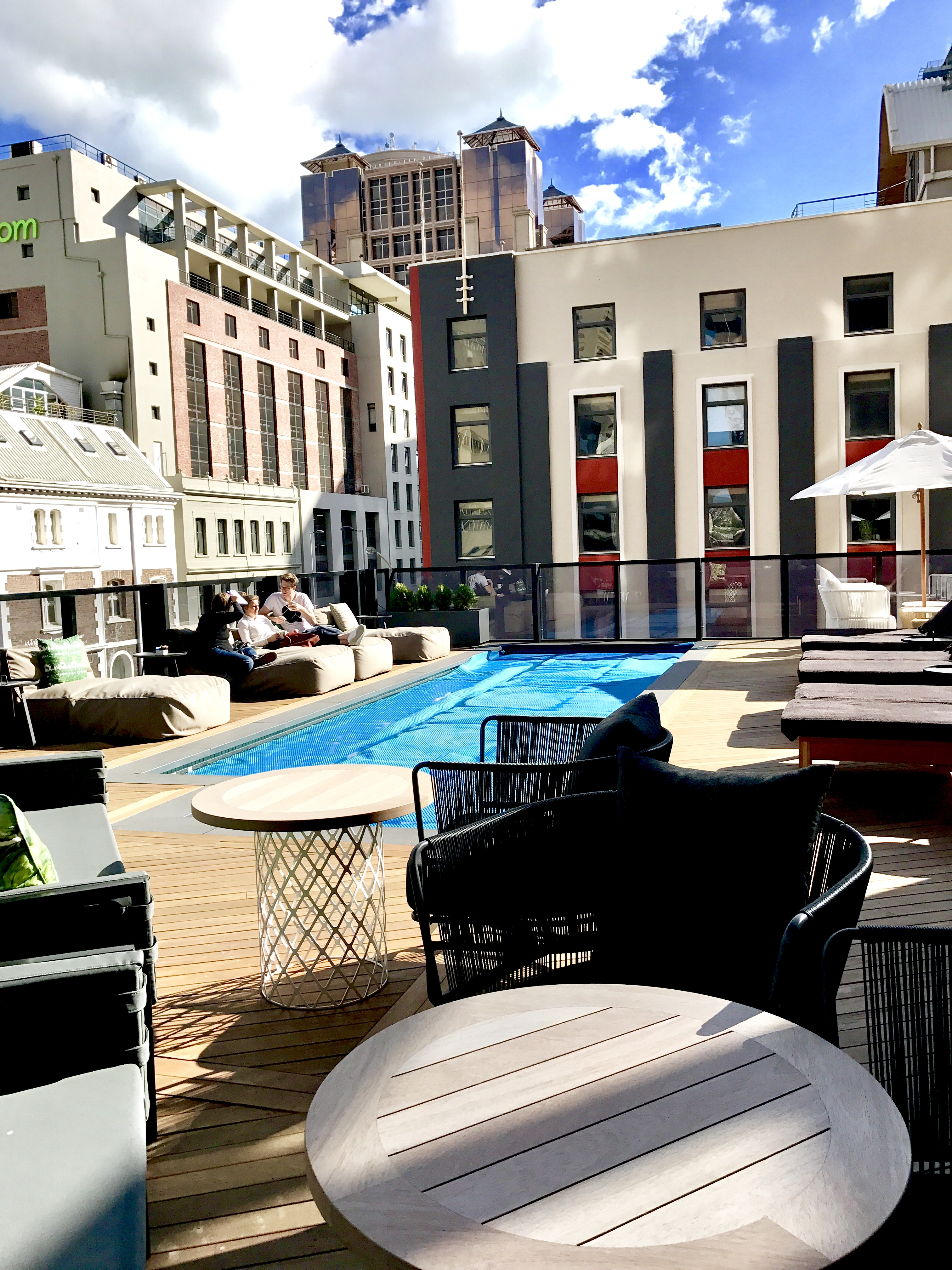 Best Rooftops in Cape Town