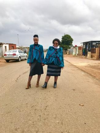 Basotho Women