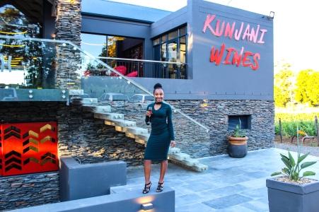 Sotho Girl Diaries at Kunjani Wines