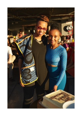 Thabo Makhetha and Sothogirldiaries