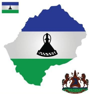 Lesotho: Image by VectoStock