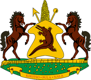 Lesotho Coat Of Arms