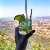 Mojito to match the natural views