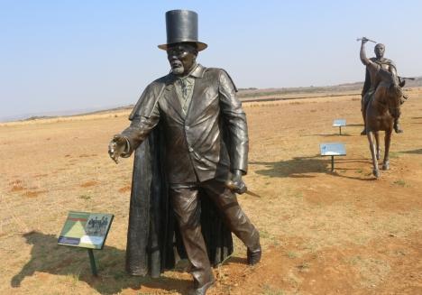 King Moshoeshoe