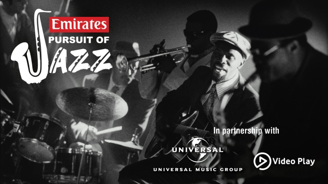 Emirates Pursuit of Jazz